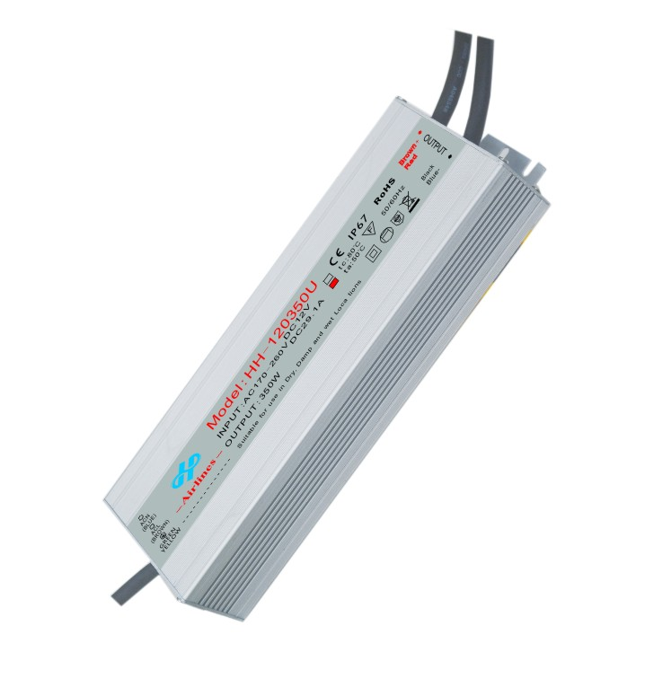 Huahang 12V 24V 36V IP65 IP68 Constant Voltage Constant Current LED Driver 350W 400W LED Power <strong>Supply</strong>