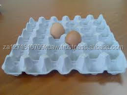 Quality low price paper pulp egg tray