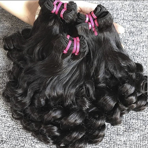 Top Quality Double Drawn Funmi Human Hair Made In Vietnam Products