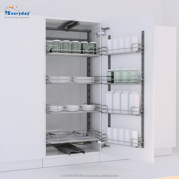 Tandem Pantry Pull Out Sb1250600 Kitchen Organizer Cupboards Product On Alibaba