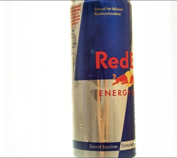 Red Bull Energy Drink Pallets - English and Spanish Versions