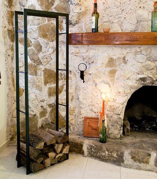 tall wood rack metal firewood log tall rack buy fireplace accessoriesfireplace