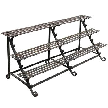 Three Tier Wrought Iron Plant Stand Buy 3 Tier Plant Stand Outdoor Plant Stands Wrought Iron Flower Stand Product On Alibaba Com