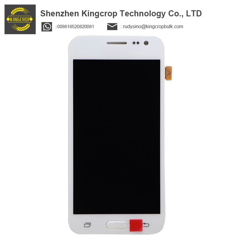 Kingcrop display touch screen digitador assembléia para samsung galaxy j2 2015 j200f j200m j200h j200y