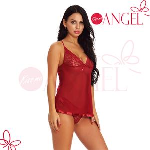 0967c560b1e Sexy Nighty Design Red