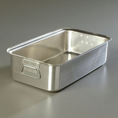Get Quotations Vollrath 68367 Wear Ever Aluminum 1775 Quart Roasting Pan Bottom