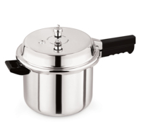Regular Pressure Cooker With Outer Lid