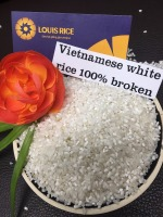 Manufacturer vietnamese white rice 100% broken