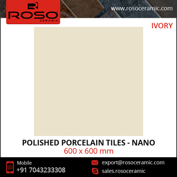 Double Charge Nano Polished Porcelain Tile