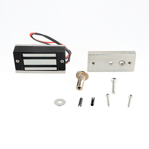Mini Electric Lock Electromagnetic Lock 12V Swing Gate Electric Lock
