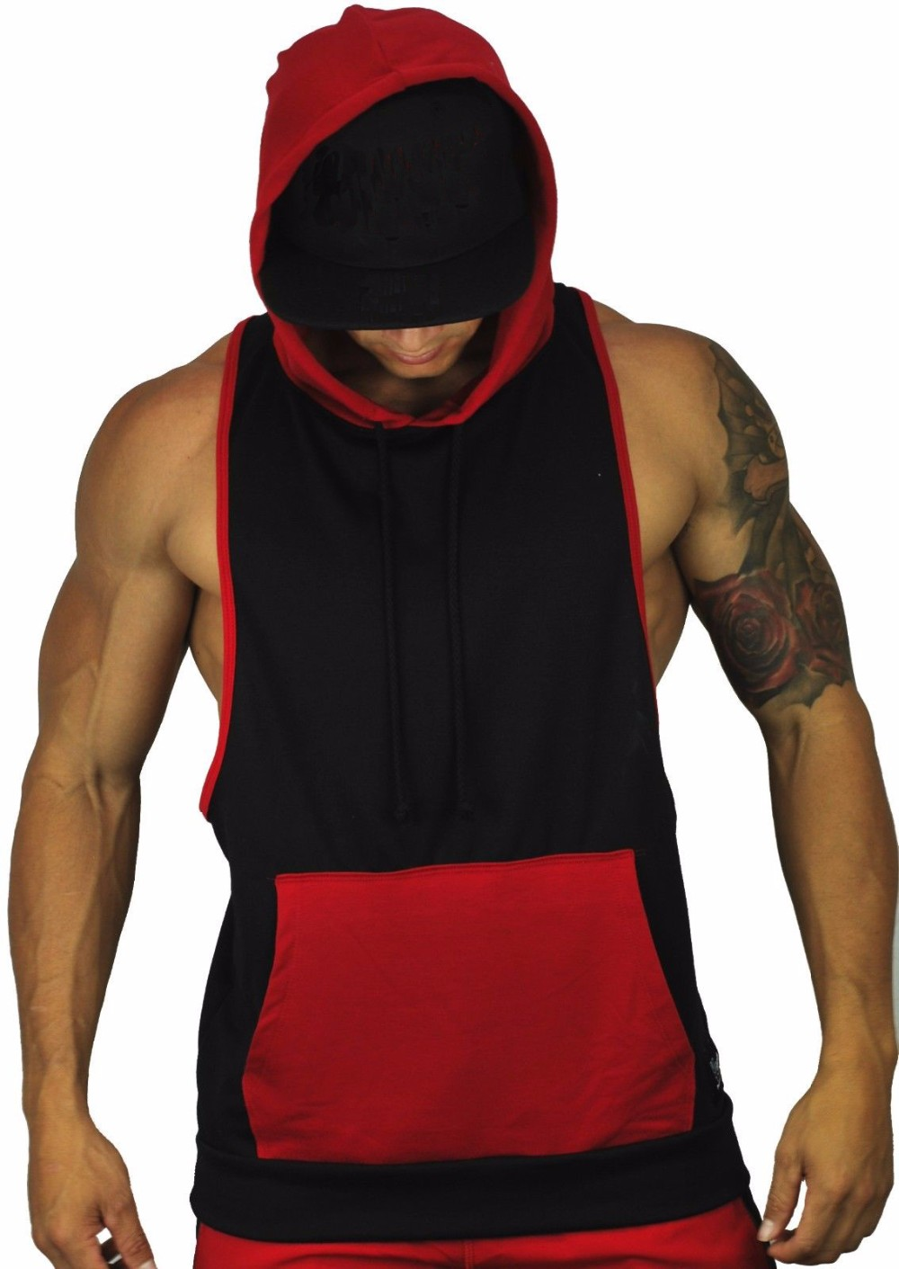ATHLETIC RUNNING GYM MUSCLE COOL BODY BUILDING VEST COTTON 3XL 4XL 5XL 6XL new