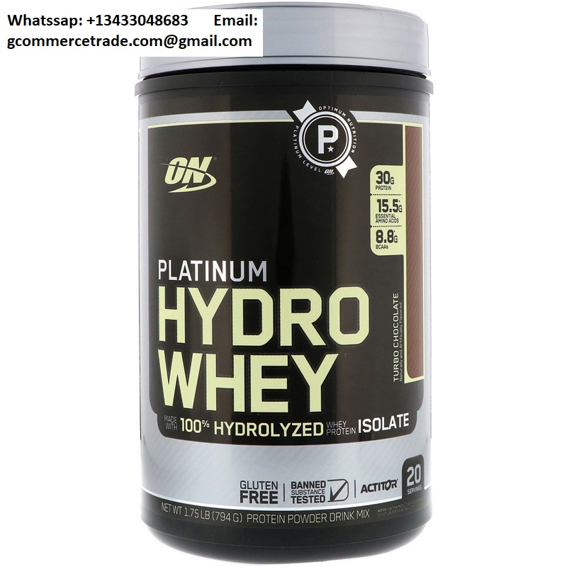 Platino Hydro suero Turbo Chocolate 1,75 lbs (795g)