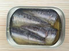 2017 Canned Sardine in Oil 125g