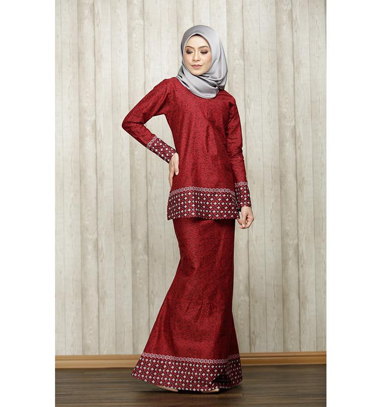 Wholesale Muslim Elegant Long Sleeve Baju Kebaya Elegant Style Women Clothing Buy Elegant Style Women Clothing Baju Kebaya Elegant Long Sleeve