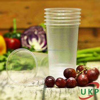 4c6bee7c369 UKP CUP - DISPOSABLE PP PLASTIC CUPS RIBBED 750ml (95mm RIM DIAMETER)  VIETNAM CUP