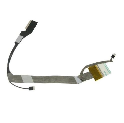 "Sunmetro New LCD Screen Video Flex Cable for Laptop Notebook HP G50 Compaq Presario CQ50, Compatible part numbers 50.4H507.001 REV:A01 Wistron Warrior 15.4""(Single) ."