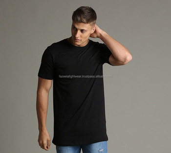 a3a2d2252 Custom Hip Pop For Big And Tall Long Tail T Shirt Men And Drop Tail ...