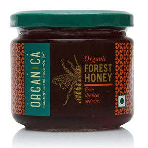 Organic Indian Natural Forest Honey 400 gm