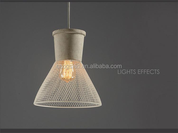 Vintage design moderno mobili illuminazione interna e replica di