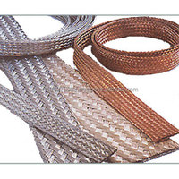 Flexible Tinned Copper Braid / High Quality Underground Flexible Copper Braid/ Best Braided Copper Wire