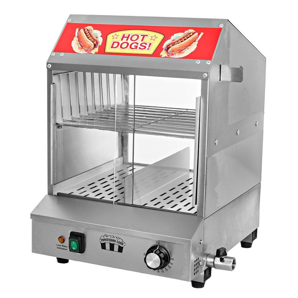 hot dog steamer for sale