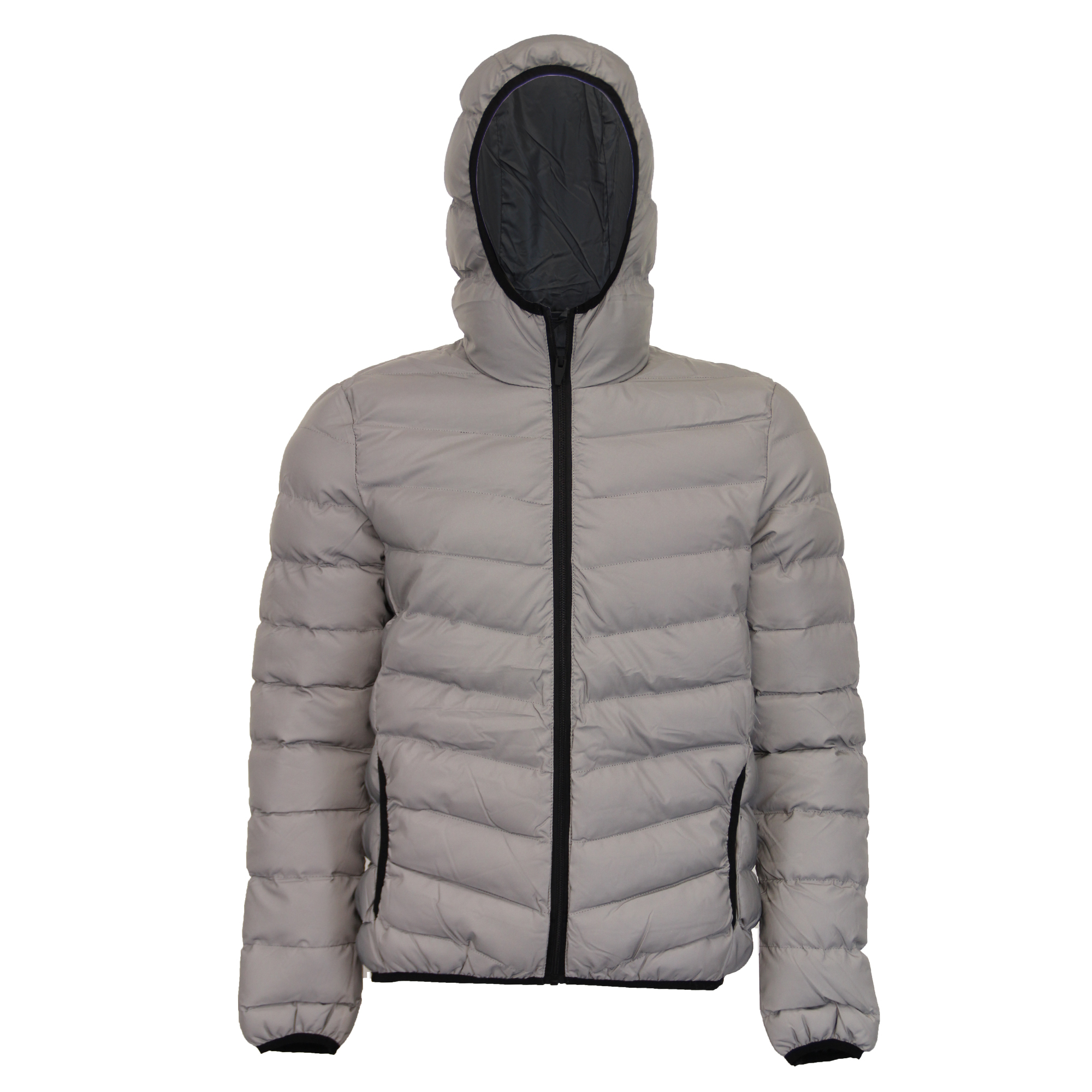 Ladies Coat Brave Soul Winter Puffer Bubble Padded Womens Quilted Short Jacket M