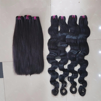 Hot New Products Raw Unprocessed Virgin South Indian Temple Hair