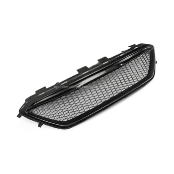 FRP Fiber Glass MS Style Front Grill For Hyundai 9th Gen Sonata LF