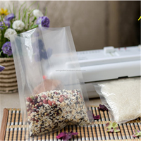 Biodegradable Food Vacuum Packaging Seal Bags for Ground Coffee Use
