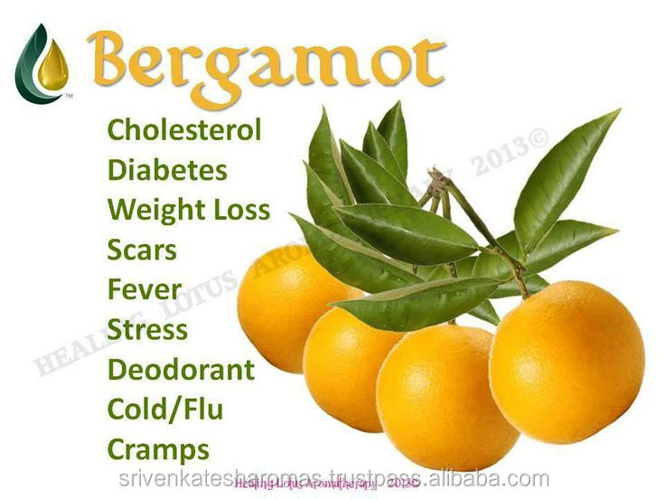100% Pure & Organic OEM Best Supplier of Bergamot Essential Oil