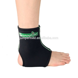 Amazon Online shopping Samderson Quality Neoprene Compression Ankle Sleeve for Prevents Sprains, Strains injury, Ankle support