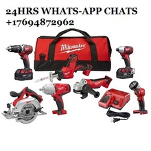 IYANU 2019 MilWauKees 2695-15 M18 2896-26 M18 FUEL 18V Cordless Lithium-Ion Combo Tools Kits