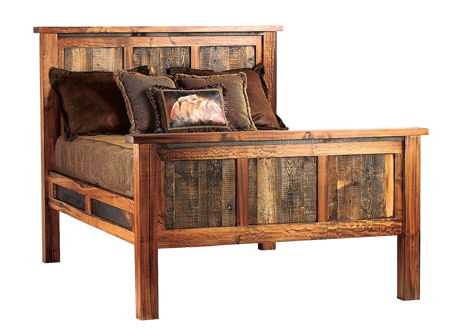 Mountain Woods Furniture The Wyoming Collection Bed, Full
