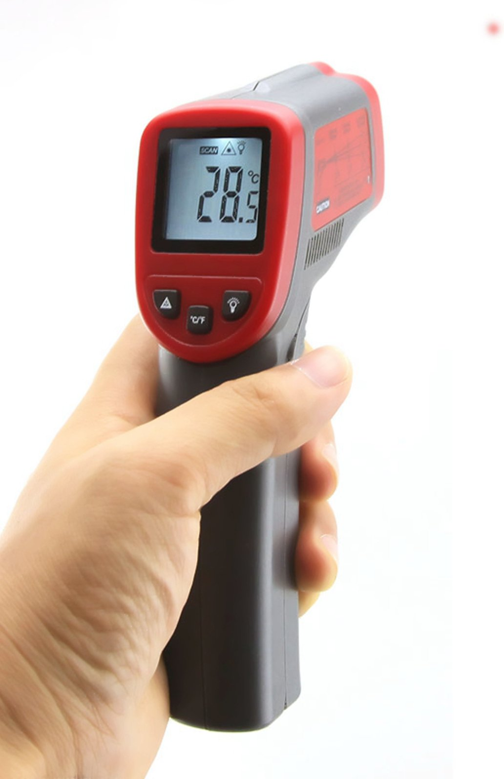 Cheap Fluke Ir Thermometer Find Deals On Line Infrared 59 Max Get Quotations Professional High Temperature 25 To 986 F Gun With