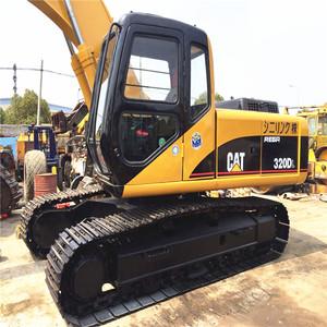 Used construction machinery CAT caterpillar 320D excavator for  sale,Caterpillar 320d excavator