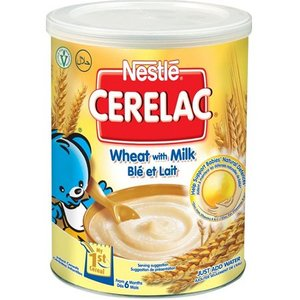 NIDO NESTLE CERELAC 1KG WHEAT WITH MILK STAGE 1