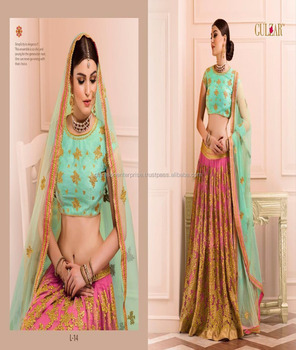 bcbfcfaa7f New Latest Designer Lehenga Choli For Girls And Women - Buy Lehenga ...