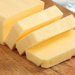 Unsalted cow butter in bulk