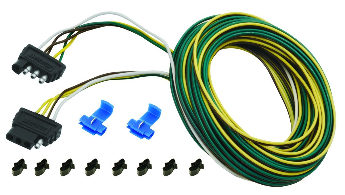 Cheap Trailer Wiring Harness 8 Pole Square Connector Find Kit Get Quotations Wesbar 707104 30 Wishbone