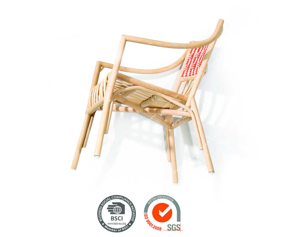 Mouti chair rattan outdoor furniture
