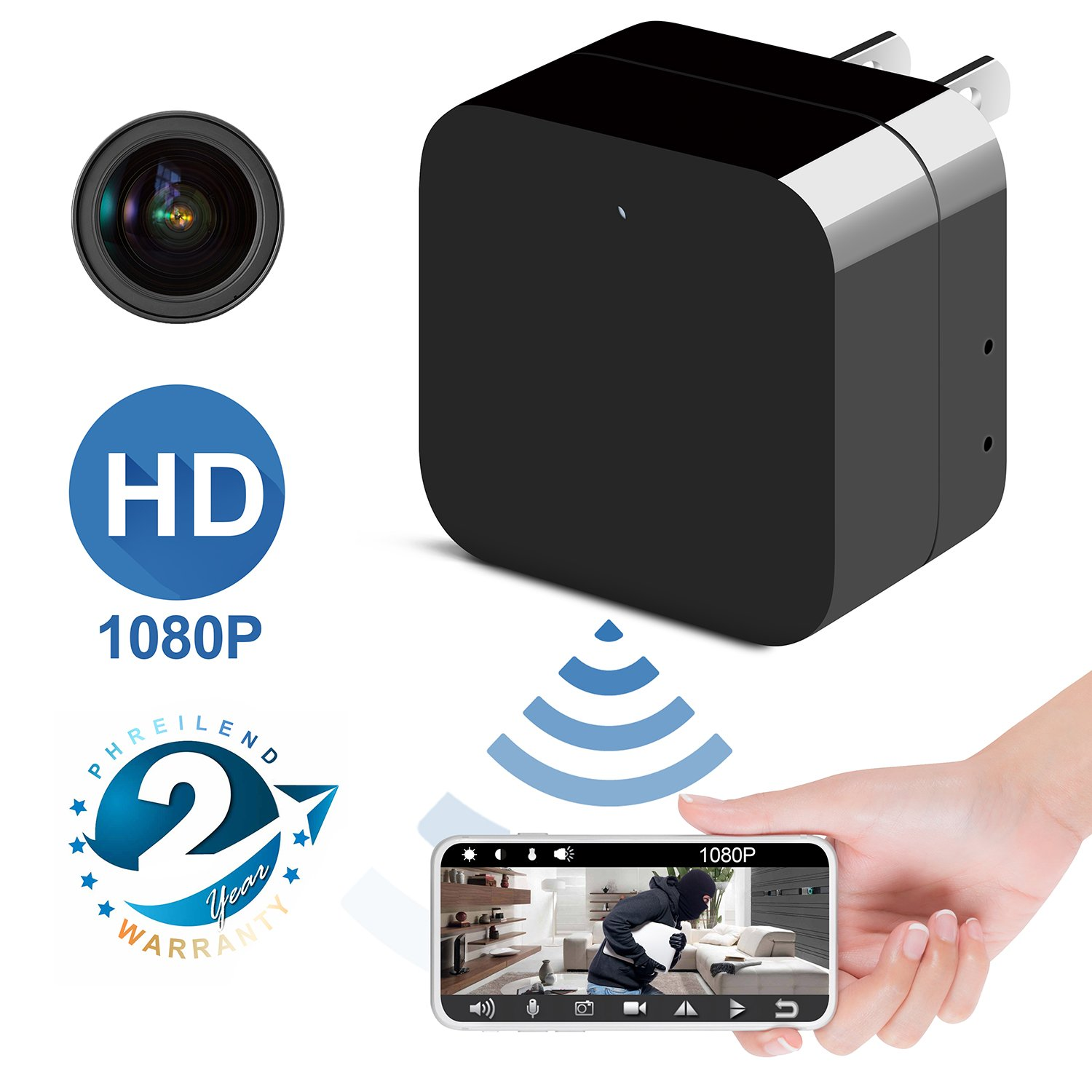 Cheap Usb Camera App Find Deals On Line At Alibabacom Replay Xd1080 Full Hd Get Quotations Hidden Spy 1080p Wifi Remote View With