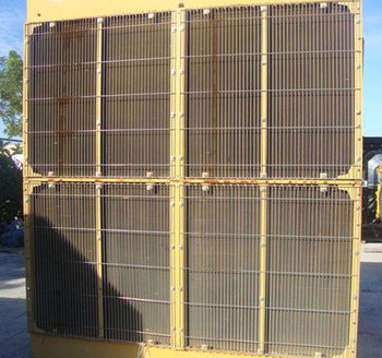 Caterpillar 3516b radiators for sale