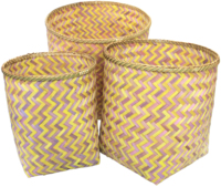 2018 cheapest products online bamboo weave basket/ bread basket bamboo buying in large quantity