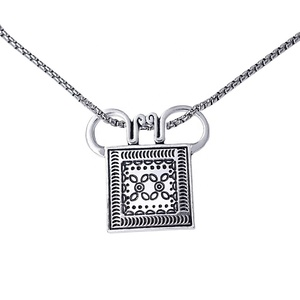 Lock Necklace Alloy, Lock Necklace Alloy Suppliers and