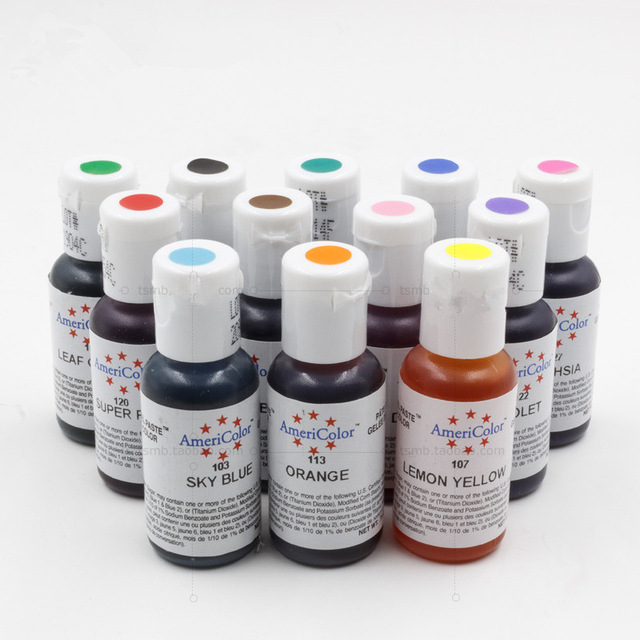 Gel Food Coloring - Buy Gel Food Coloring Product on Alibaba.com