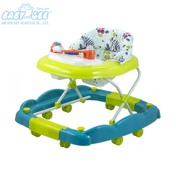 2 in 1 Multifunction Baby Walker Rocker Music