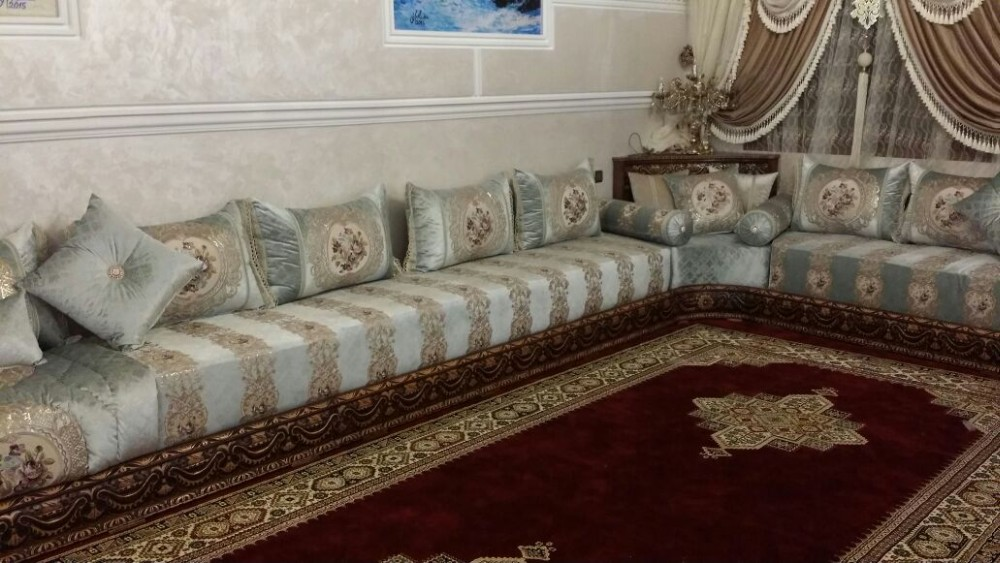 Moroccain Sofas Living Room Katri Wooden Sofas Traditional Salon A Ressort  Bonquette - Buy Sofas Living Room,Moroccain Sofas,Salon Marocain Product on  ...