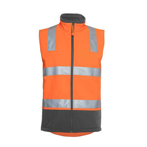 Wholesale factory cheap reflective Work wear Vest