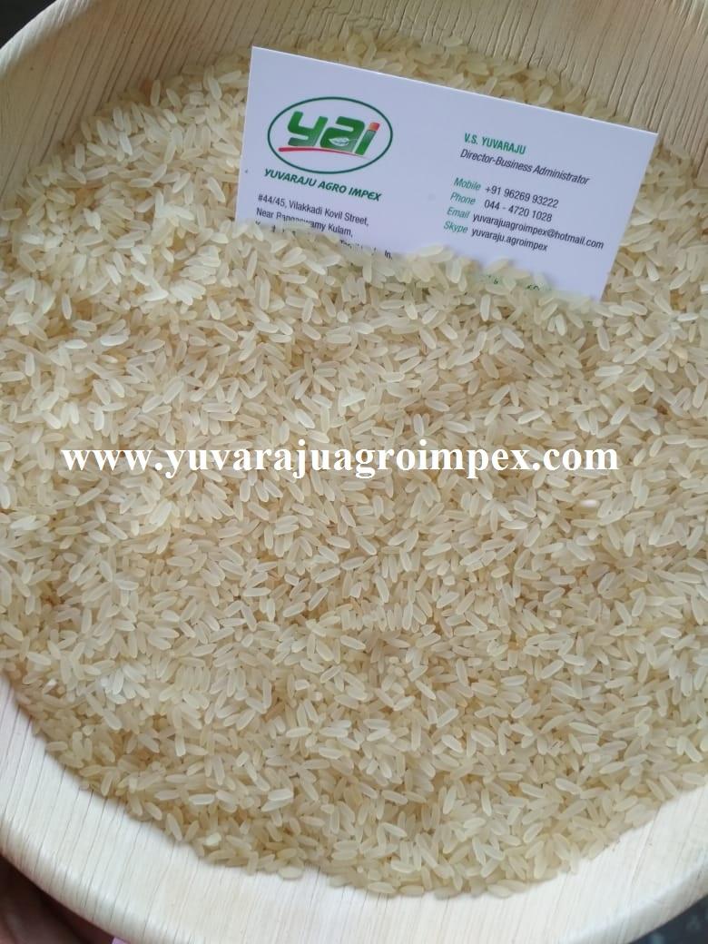 IR-64 Parboiled Rijst Productie In India