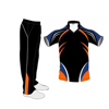 Customized Men Sublimation Cheap Cricket Uniforms Sets Sports Wear Cricket Uniform With custom Logo Printing